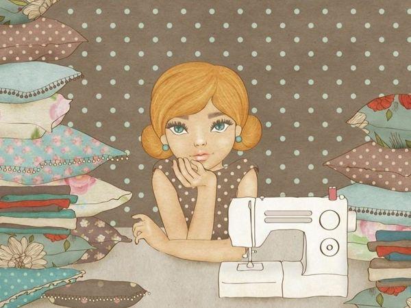 Нечем заняться? Будем шить! | Ярмарка Мастеров - ручная работа, handmade