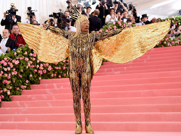 Not Boring at All: Top40 Craziest Outfits at Met Gala 2019 | Livemaster - handmade