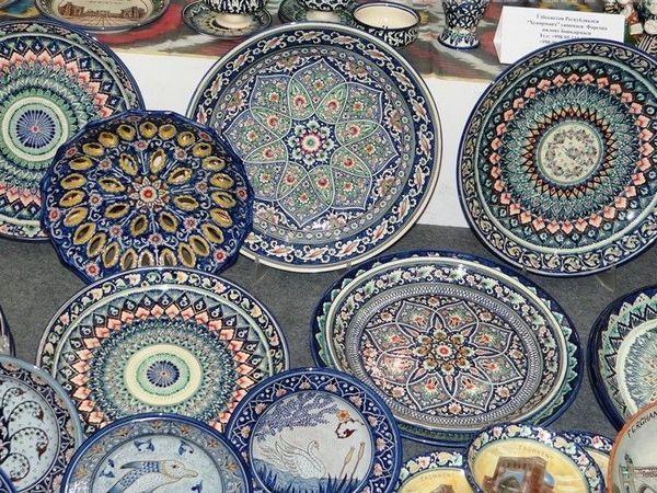 Рустам Усманов: керамическое волшебство 1001 ночи   Ярмарка Мастеров - ручная работа, handmade