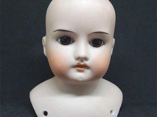 Armand Marseille Mabel Антикварная голова битая | Ярмарка Мастеров - ручная работа, handmade