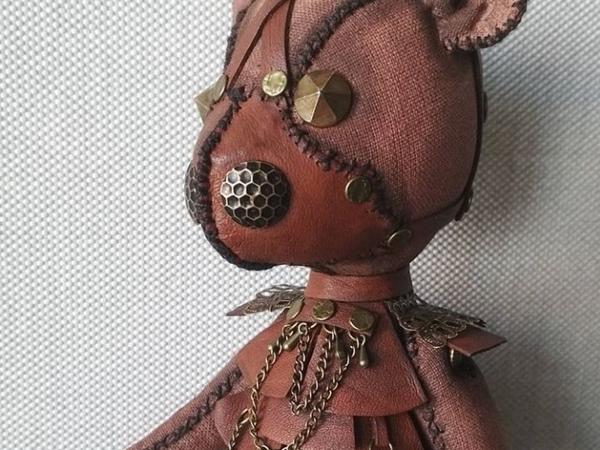 Новый медвежонок;)   Ярмарка Мастеров - ручная работа, handmade