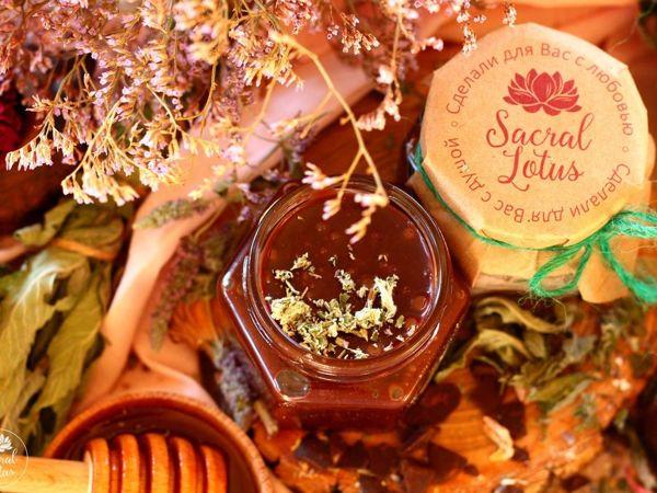 Медовая паста Мятный шоколад | Ярмарка Мастеров - ручная работа, handmade