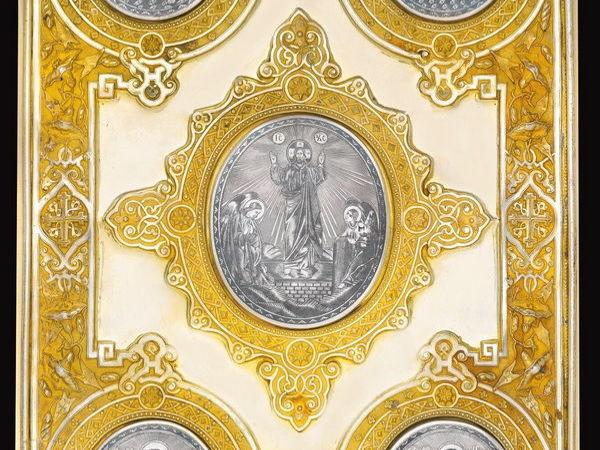 Золотых и серебряных дел мастера Овчинниковы. Драгоценные иконы   Ярмарка Мастеров - ручная работа, handmade