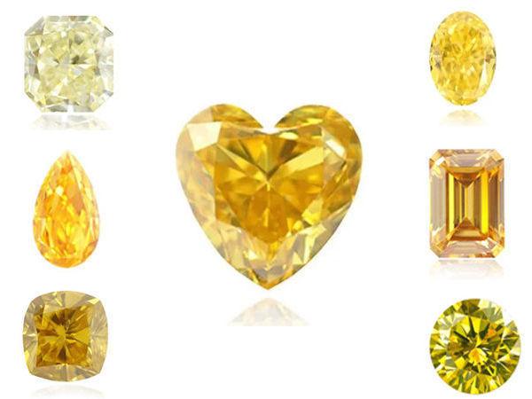 Знакомство с желтыми ювелирными камнями | Ярмарка Мастеров - ручная работа, handmade