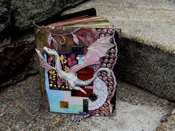 Оформляем обложку и страницы магической книги | Ярмарка Мастеров - ручная работа, handmade