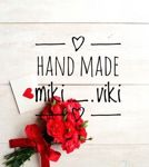miki._.viki - Ярмарка Мастеров - ручная работа, handmade