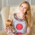 Tekstilnye kukly, zajtsy (Mariya) - Livemaster - handmade