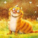 Sunshine Cat - Ярмарка Мастеров - ручная работа, handmade