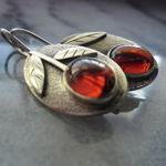 Комплект серебряных украшений Полнолуние. Камыши – купить в интернет ... 0c5dd445511