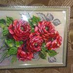 вышивка бисером - Ярмарка Мастеров - ручная работа, handmade