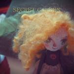 Secret garden (Kirikuku) - Ярмарка Мастеров - ручная работа, handmade