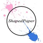 shapedpaper