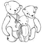 Добронрава и Медведи - Ярмарка Мастеров - ручная работа, handmade