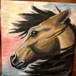 Acrylic Horse - Ярмарка Мастеров - ручная работа, handmade