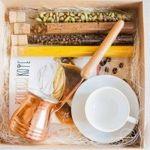 """Surprise box ☆ Vanilla cupcake"" - Ярмарка Мастеров - ручная работа, handmade"