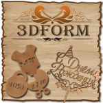3dform-wood