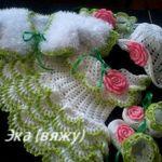 Вязаная одежда - Ярмарка Мастеров - ручная работа, handmade