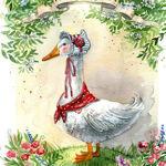 У Матушки Гусыни - Ярмарка Мастеров - ручная работа, handmade