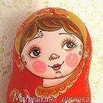 Елизавета Матрешкино лукошко - Ярмарка Мастеров - ручная работа, handmade