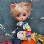 BOI_dolls Куколка в руках