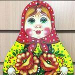 Матрёшечка - Matryoshka (art-matryoshka) - Ярмарка Мастеров - ручная работа, handmade