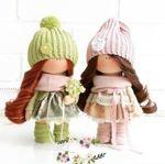 Я шью куклу - Ярмарка Мастеров - ручная работа, handmade