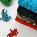 Вязаные вещицы - Ярмарка Мастеров - ручная работа, handmade