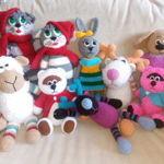Вязаные игрушки - Ярмарка Мастеров - ручная работа, handmade