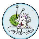 crochet-soap