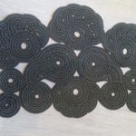 Коврики и вязание - Ярмарка Мастеров - ручная работа, handmade