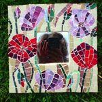Дерево и мозаика - Ярмарка Мастеров - ручная работа, handmade
