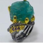 Серебро и Камни - Ярмарка Мастеров - ручная работа, handmade