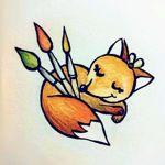 Fox tail - Ярмарка Мастеров - ручная работа, handmade