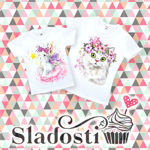 Магазин футболок SLADOSTI - Ярмарка Мастеров - ручная работа, handmade