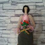 Интерьерные куклы Тильда - Ярмарка Мастеров - ручная работа, handmade