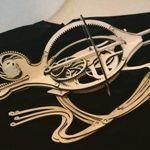 kinetica sculpture - Ярмарка Мастеров - ручная работа, handmade