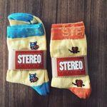 Stereo Socks. Носки на заказ. - Ярмарка Мастеров - ручная работа, handmade