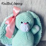 Knitted_bunny - Ярмарка Мастеров - ручная работа, handmade