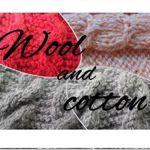 Wool  and cotton - Ярмарка Мастеров - ручная работа, handmade