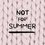 Not for summer - Ярмарка Мастеров - ручная работа, handmade