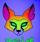 Acid Fox - Ярмарка Мастеров - ручная работа, handmade