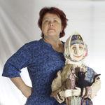 Dolls Elena Mukhina - Livemaster - handmade
