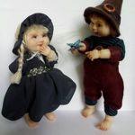 Куклы ручной работы (doll-pappet) - Ярмарка Мастеров - ручная работа, handmade