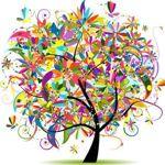 Дерево счастья - Ярмарка Мастеров - ручная работа, handmade