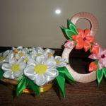 Татьяна  украшения из атласных лент - Ярмарка Мастеров - ручная работа, handmade