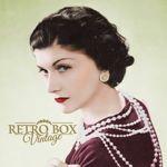 Retro Box Vintage (Венера) - Ярмарка Мастеров - ручная работа, handmade