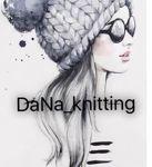 DaNa_knits - Ярмарка Мастеров - ручная работа, handmade