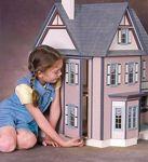 Кукольный домик - Ярмарка Мастеров - ручная работа, handmade