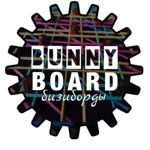 Bunny Board - Ярмарка Мастеров - ручная работа, handmade