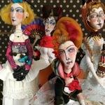 НЕоБыЧнЫе КУКЛЫ Марина Murashkina - Ярмарка Мастеров - ручная работа, handmade